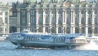 Transporte en San Peterburgo